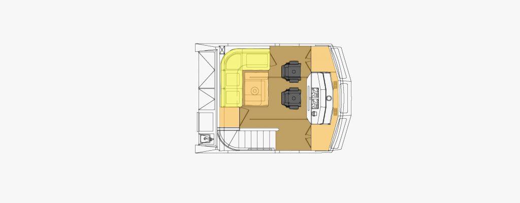 Kadey-Krogen 55 Pilothouse